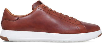 Cole Hann GrandPrø Tennis leather trainers