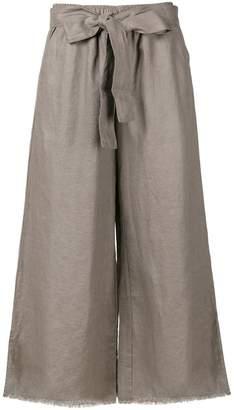 Gold Hawk wide leg trousers
