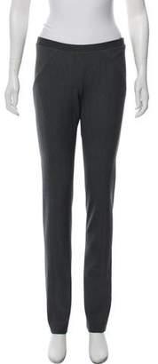 ICB Mid-Rise Straight-Leg Pants