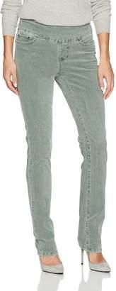 Jag Jeans Women's Peri Straight Pull on Jean, Corduroy