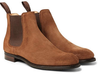 Cheaney Godfrey Suede Chelsea Boots