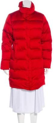 Moncler Down Short Coat