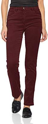 Brax Women's BX_Mary Trend Trousers,38 W/32 L (Manufacturer Size: 48)