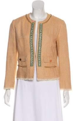 Dolce & Gabbana Embellished Silk Jacket