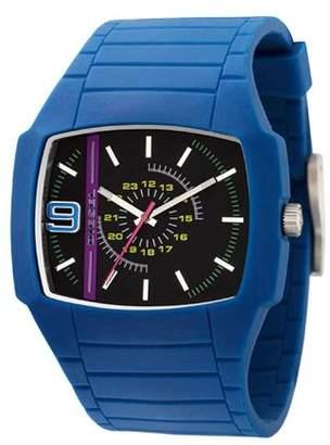Diesel Men's DZ1323 Not-So-Basic Basic Analog Black Dial Watch