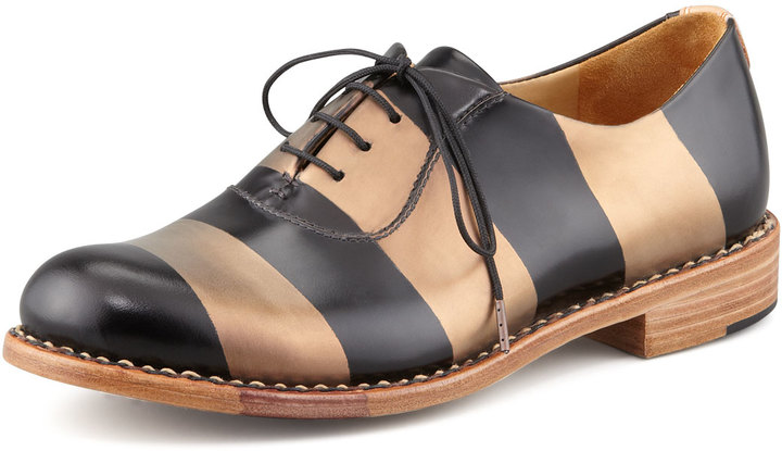 Angela The Office of Scott Mr. Smith Striped Oxford