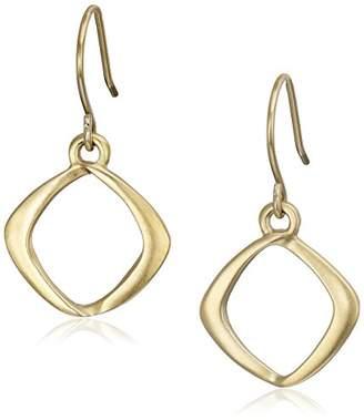 Kenneth Cole New York Tone Drop Earrings