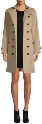 Burberry Women's The Sandringham - Long Heritage Trench Coat