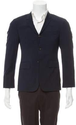 Thom Browne Wool Three-Button Blazer