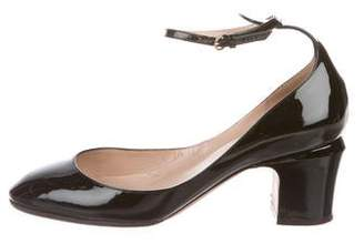 Valentino Tango Ankle Strap Pumps