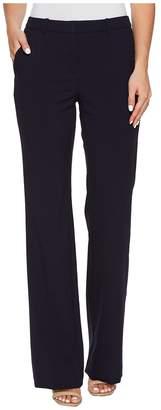 Ellen Tracy Flare Leg Trousers Women's Casual Pants