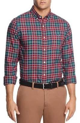 Vineyard Vines Bold Point Plaid Slim Fit Button-Down Shirt