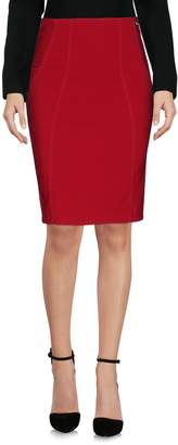 MET Knee length skirts - Item 35329448VE