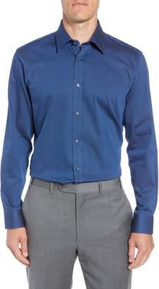 Ted Baker Wikks Slim Fit Print Dress Shirt
