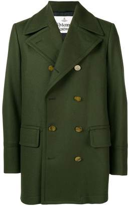 Vivienne Westwood double breasted coat