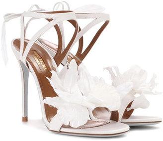 Flora 105 embellished sandals