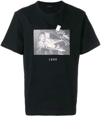 Throwback. Tupac Thug Life T-shirt