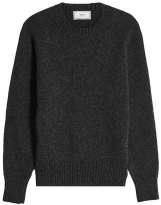 Ami Pullover with Alpaca and Merino Wool