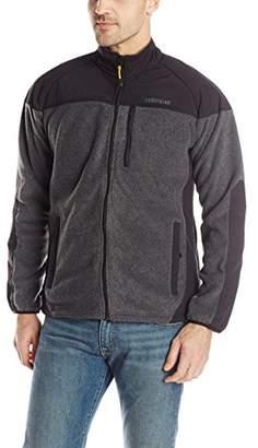 Caterpillar Men's Momentum Fleece Jacket