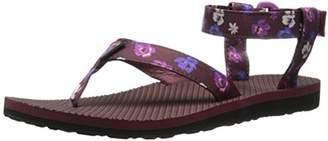 Teva Women's W Original Floral Ankle Strap Sandal