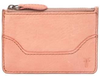 Frye Melissa Leather Key Card Wallet