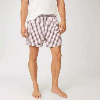 Club Monaco Sleepy Jones Windowpane Boxer
