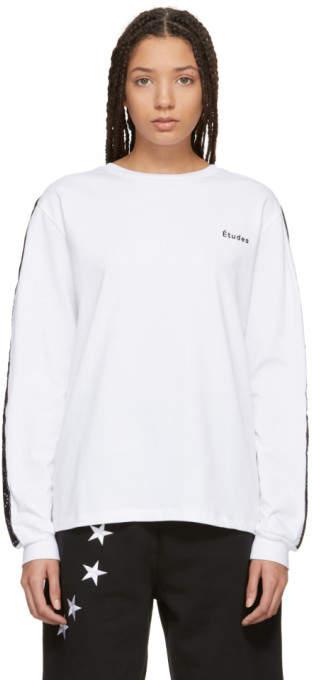 études White Ml Team Sweatshirt