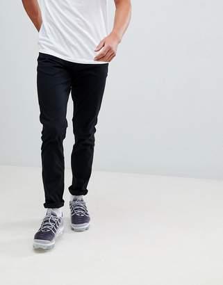 Love Moschino skinny jeans in black