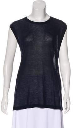 Jenni Kayne Sleeveless Knit T-Shirt