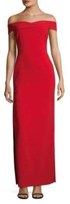 LIKELY Darrah Off-The-Shoulder Gown