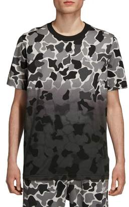 adidas Camo Dip Dye T-Shirt