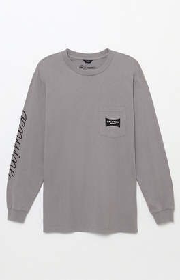 Brixton Ramsey Pocket Long Sleeve T-Shirt