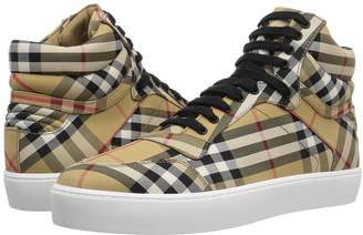 Burberry Reeth Hi L Women's Shoes
