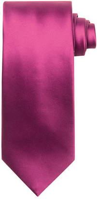 Stefano Ricci Solid Silk Satin Tie