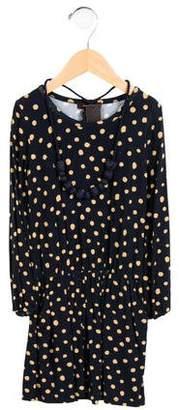 Imoga Girls' Polka Dot A-Line Dress w/ Tags
