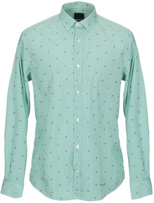 Henry Cotton's Shirts - Item 38811696IJ