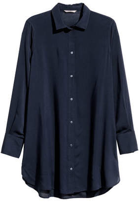 H&M H&M+ Tunic - Blue