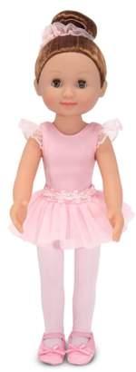 Melissa & Doug 'Mine to Love - Victoria' Ballerina Doll