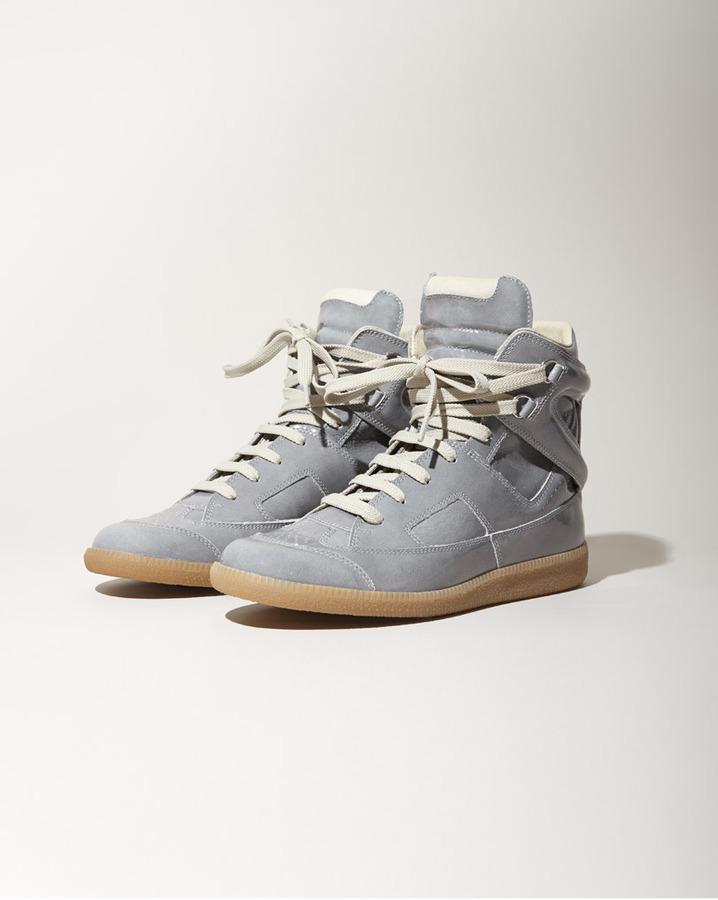 Maison Martin Margiela Line 22 / high-top sneaker
