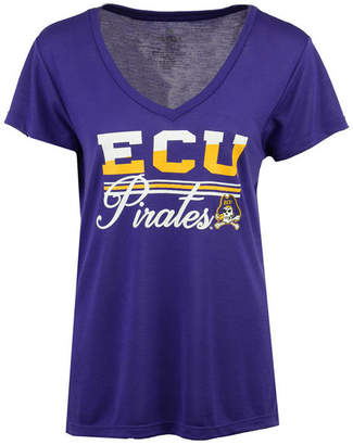 Colosseum Women East Carolina Pirates PowerPlay T-Shirt