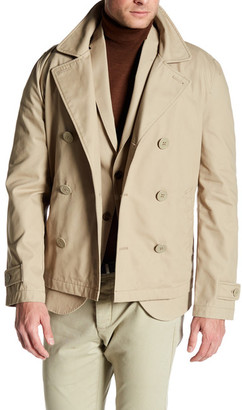 Dockers 30th Anniversary Pacific Peacoat $250 thestylecure.com