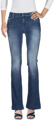 Kaos JEANS Denim pants - Item 42687836MQ