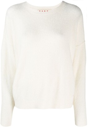 Marni dropped shoulder jumper