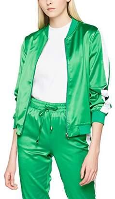 Daisy Street DaisyStreet Women's Track Jacket,8 (Manufacturer Size: UK 8)