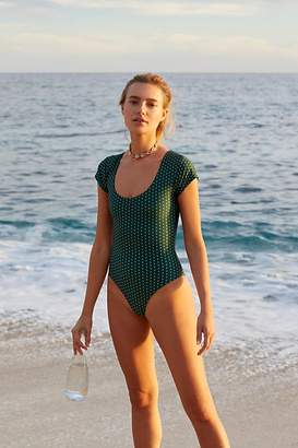 Stone Fox Swim Nava One-Piece Swimsuit