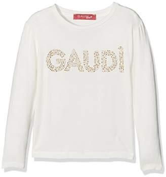 Gaudi' Gaudì Girl's M/Lunga T-Shirt,110 cm