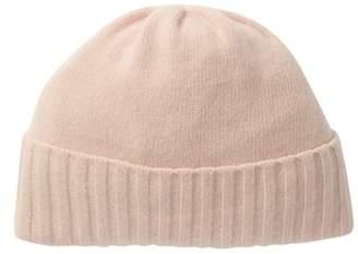 Portolano Cashmere Wide Rib Cuff Hat