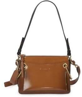 Chloé Mini Roy Leather Crossbody Bag