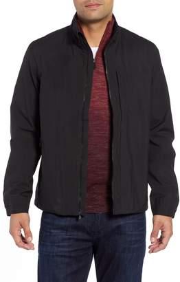 Bugatchi Mock Neck Jacket