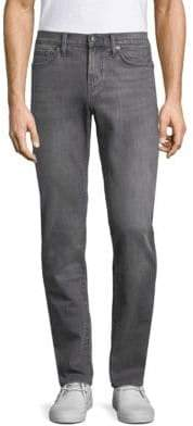 J Brand Casual Slim Straight Fit Jeans